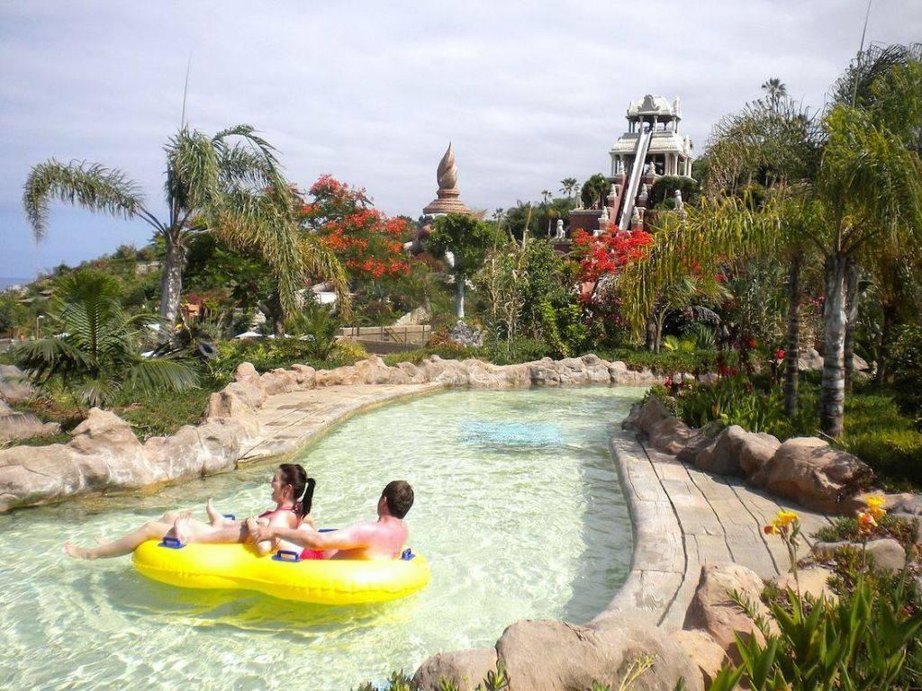 Сиам парк тенерифе - лучший аквапарк европы