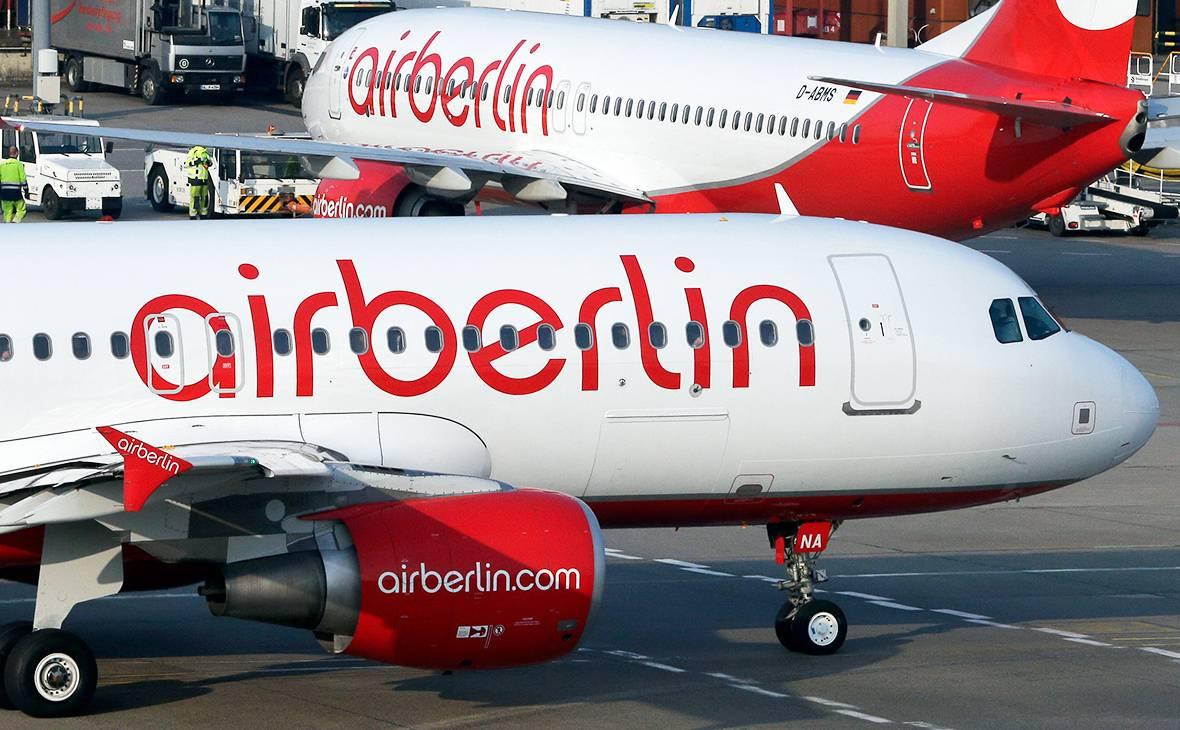 Air berlin (эйр/аэр берлин): контактная информация, сайт на русском, последние новости авиакомпании