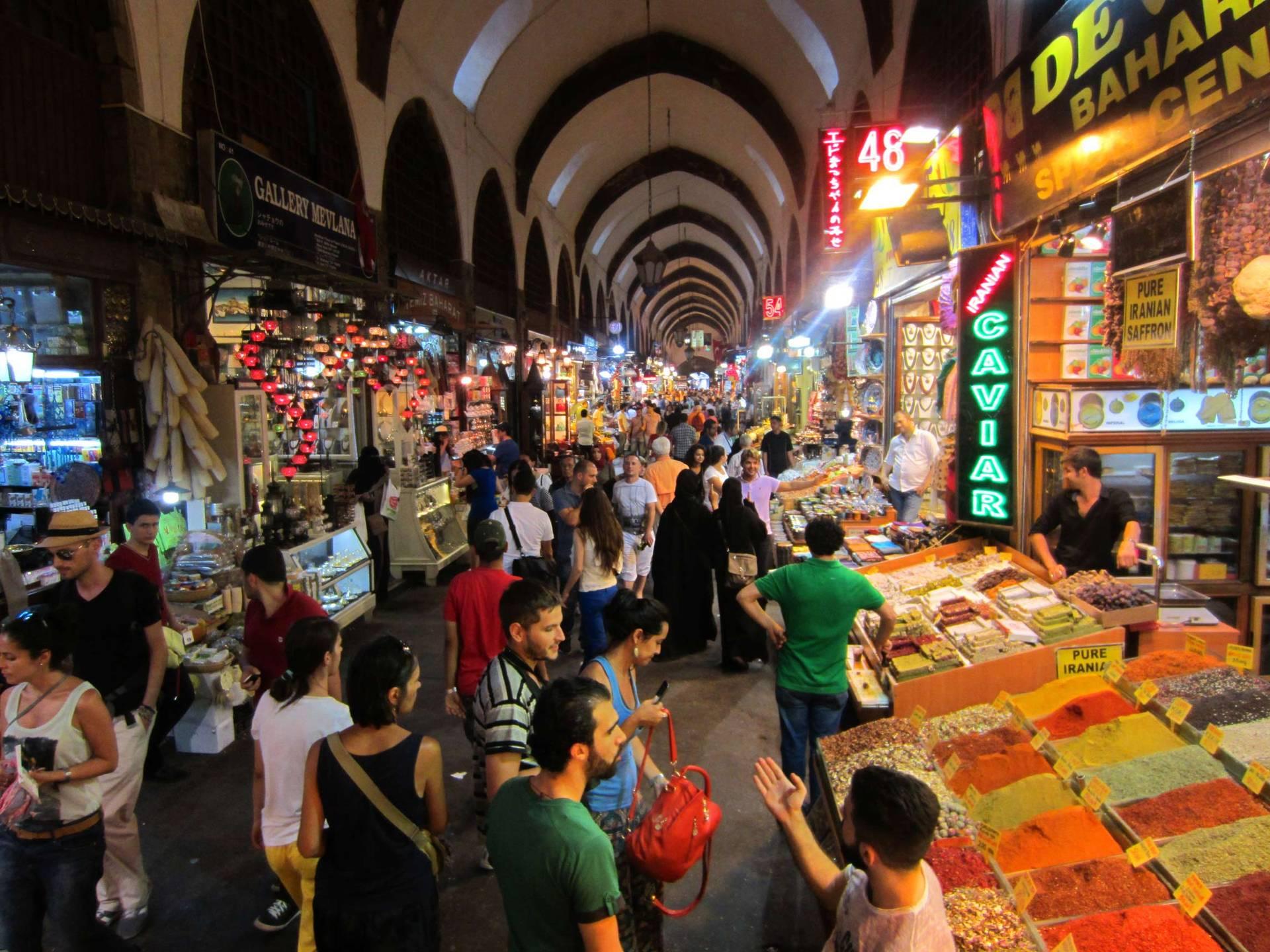 Гранд-базар в стамбуле - как добраться, что можно купить, часы работы - блог о путешествиях