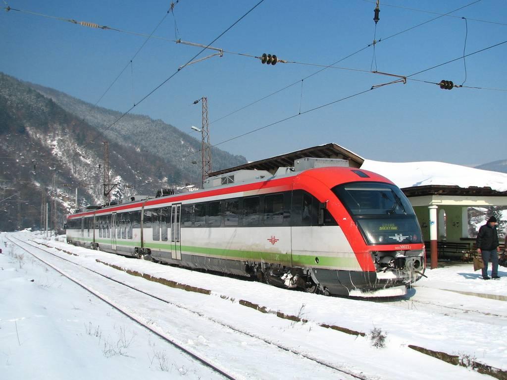 Транспортная система европы