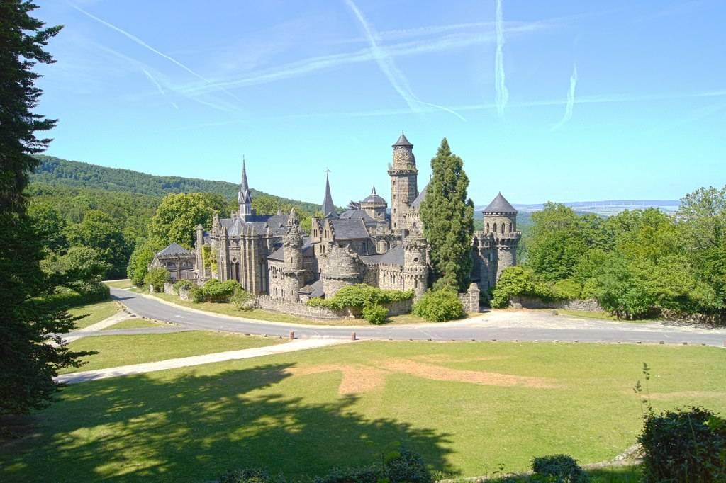 Белый замок нойшванштайн в германии. отзывы – 2021