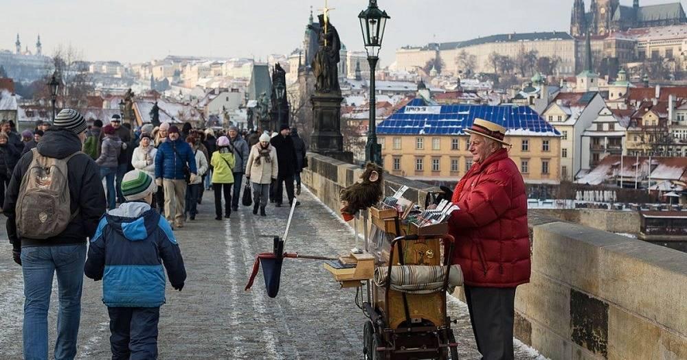 Как живут русские в Праге