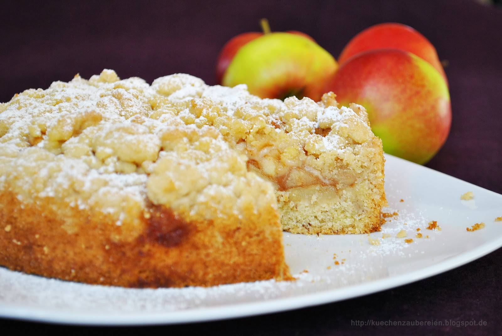 Немецкий пирог кухен - рецепт с фото пошагово