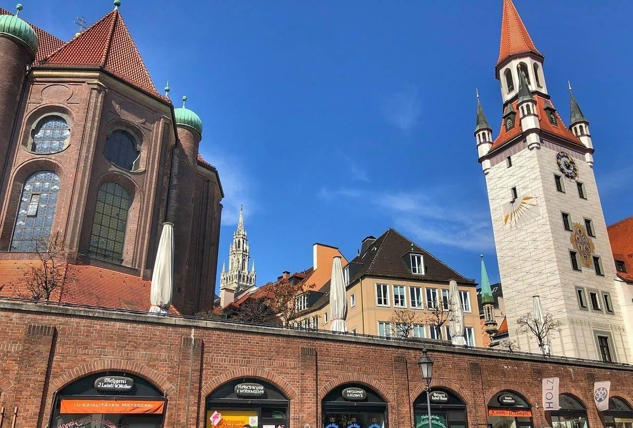 Экскурсии в мюнхене | мировой туризм