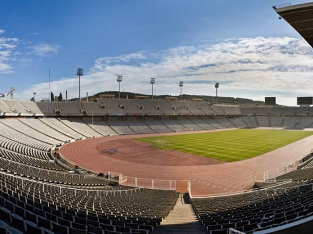 Топ 20 самых больших стадионов мира | фото