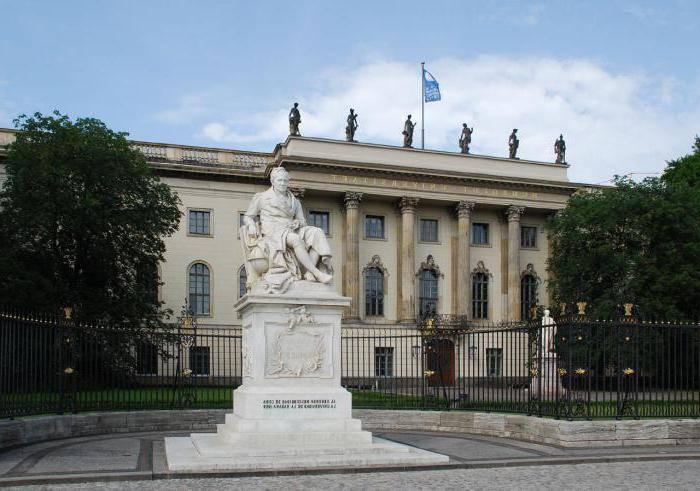 Берлинский университет имени гумбольдта | humboldt-universität zu berlin - studyinfocus
