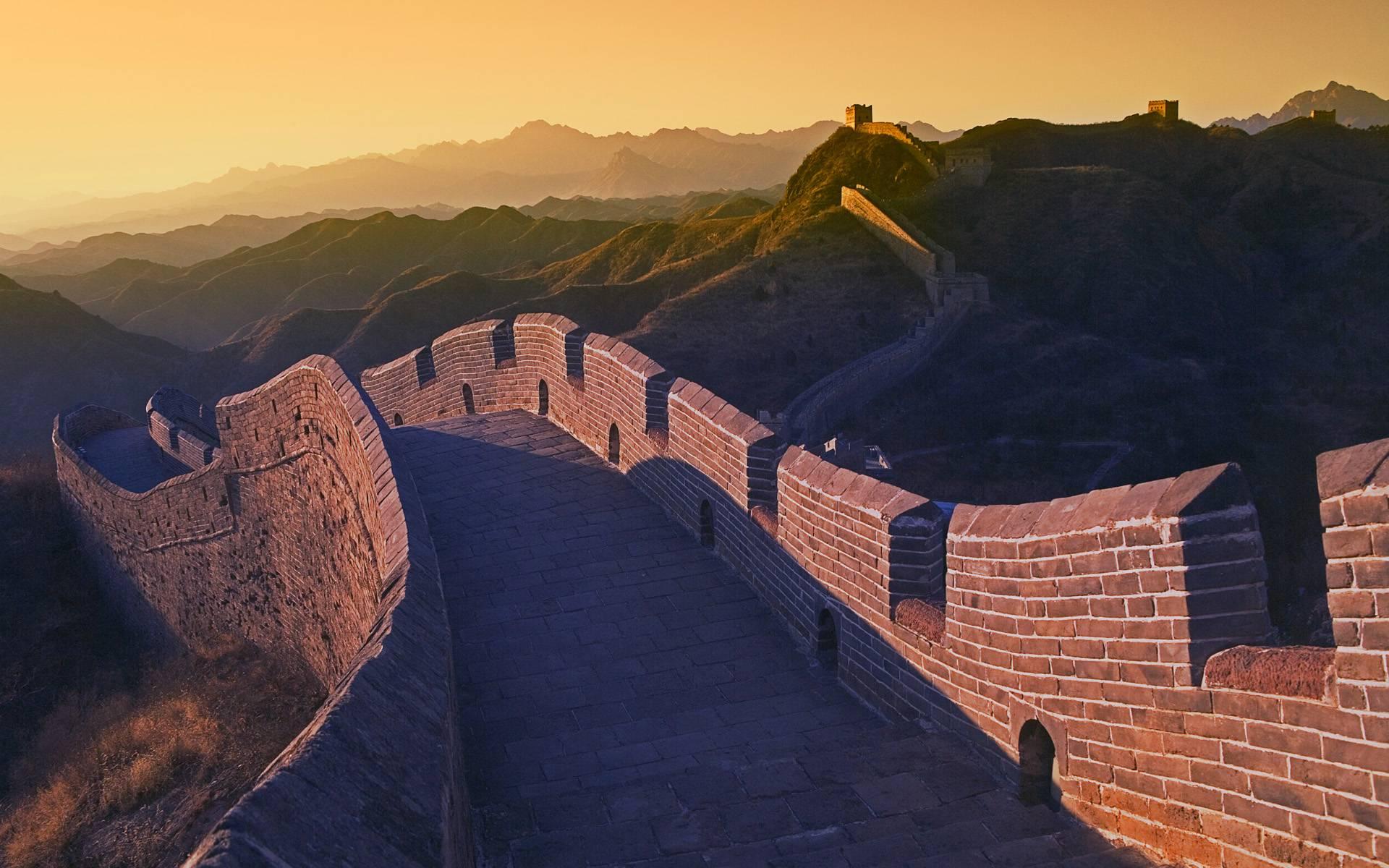 15 удивительных фактов о великой китайской стене