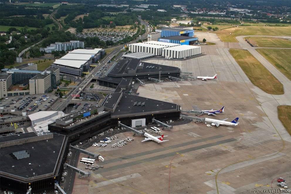 Ганновер-лангенхаген (аэропорт) - вики