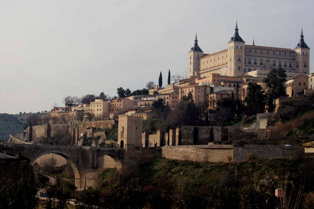 Мадрид толедо как добраться: расстояние, маршрут