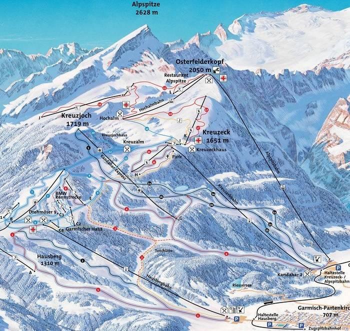 Лучшие горнолыжные курорты европы - топ 10