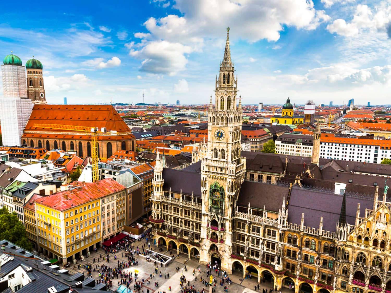 27 необыкновенных достопримечательностей мюнхена