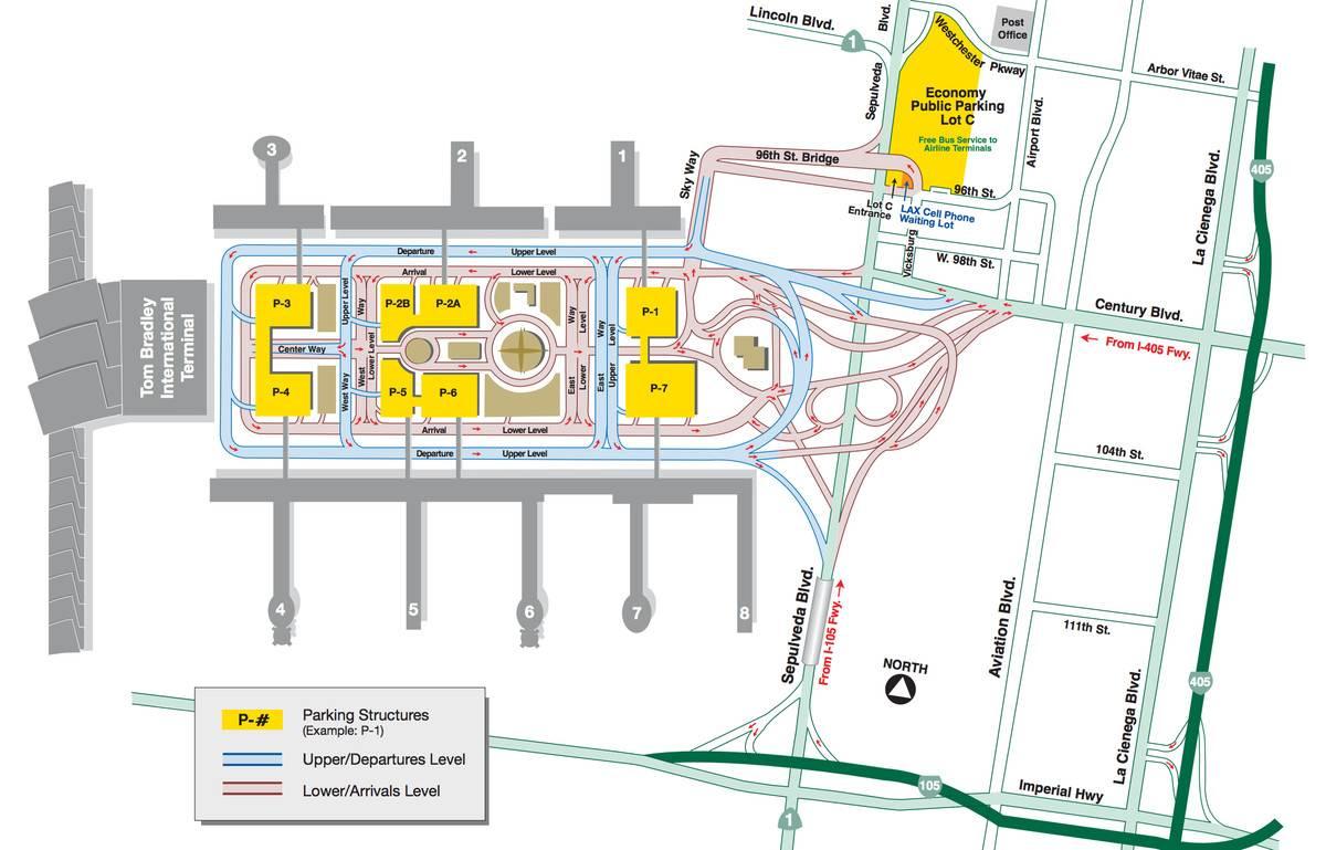 Международный аэропорт лос-анджелеса: фото и описание, терминалы, отзывы пассажиров