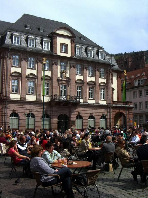Гейдельбергский замок: описание, история, фото