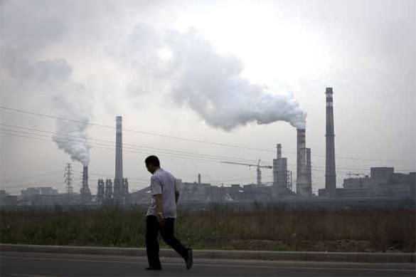 Загрязнение атмосферного воздуха: причины и последствия