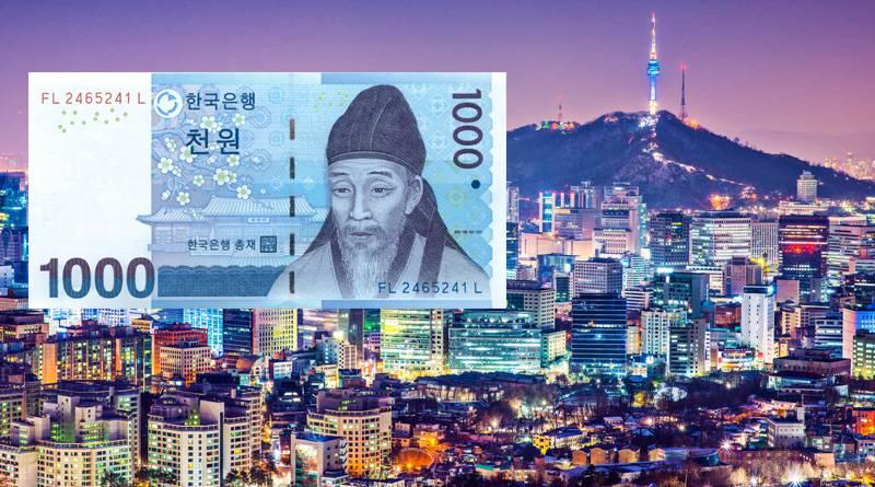 Валюта в корее в 2021 году: где обменять, банкоматы