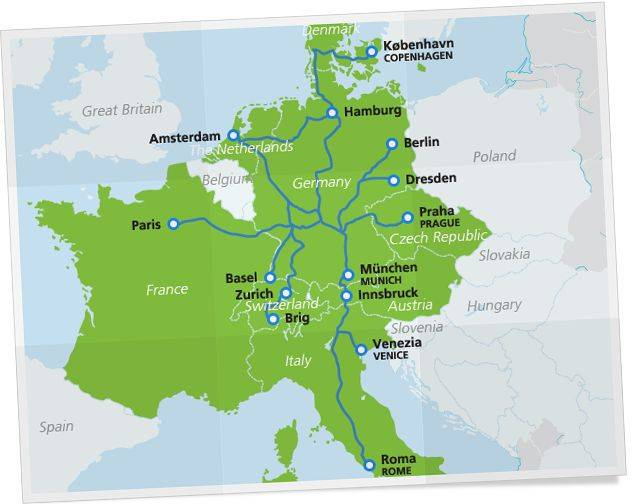 Из праги в берлин на поезде или автобусе — где купить билеты, расписание, расстояние и маршрут, как самостоятельно добраться на машине