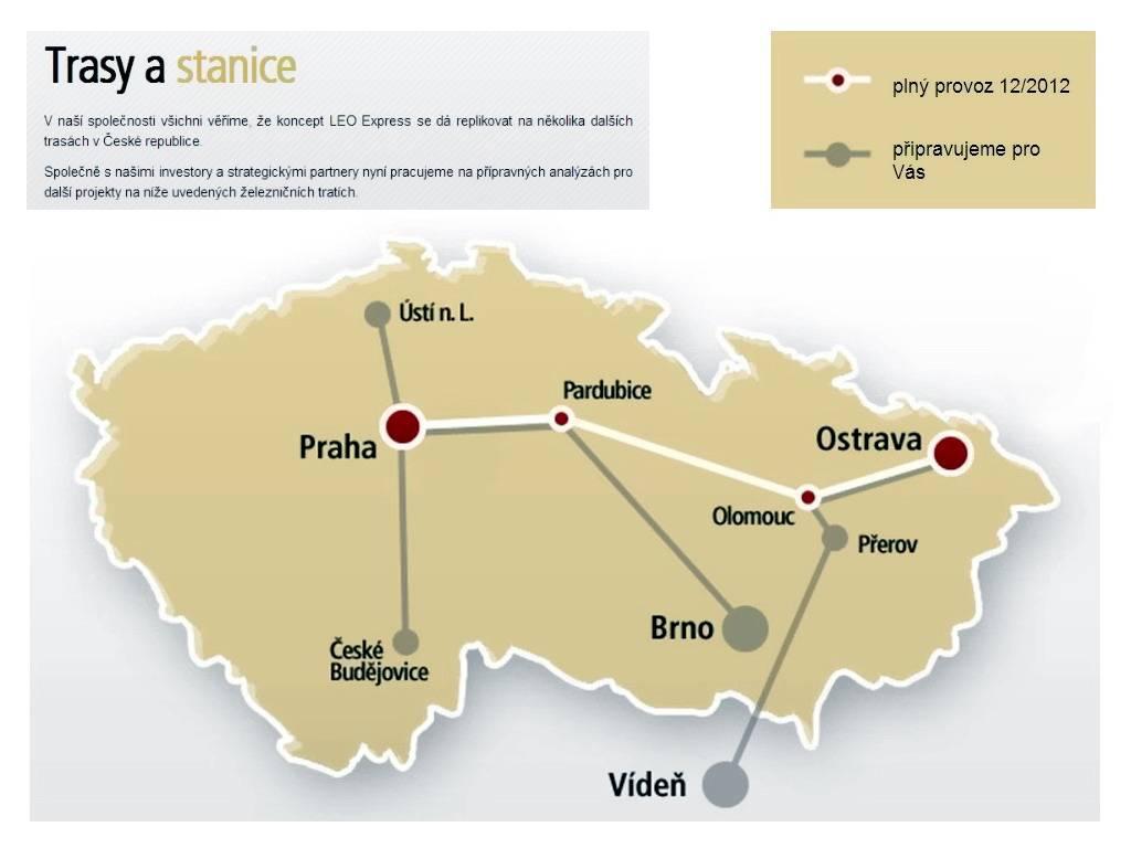 Железные дороги чехии: схема движения, время отправки, бронирование