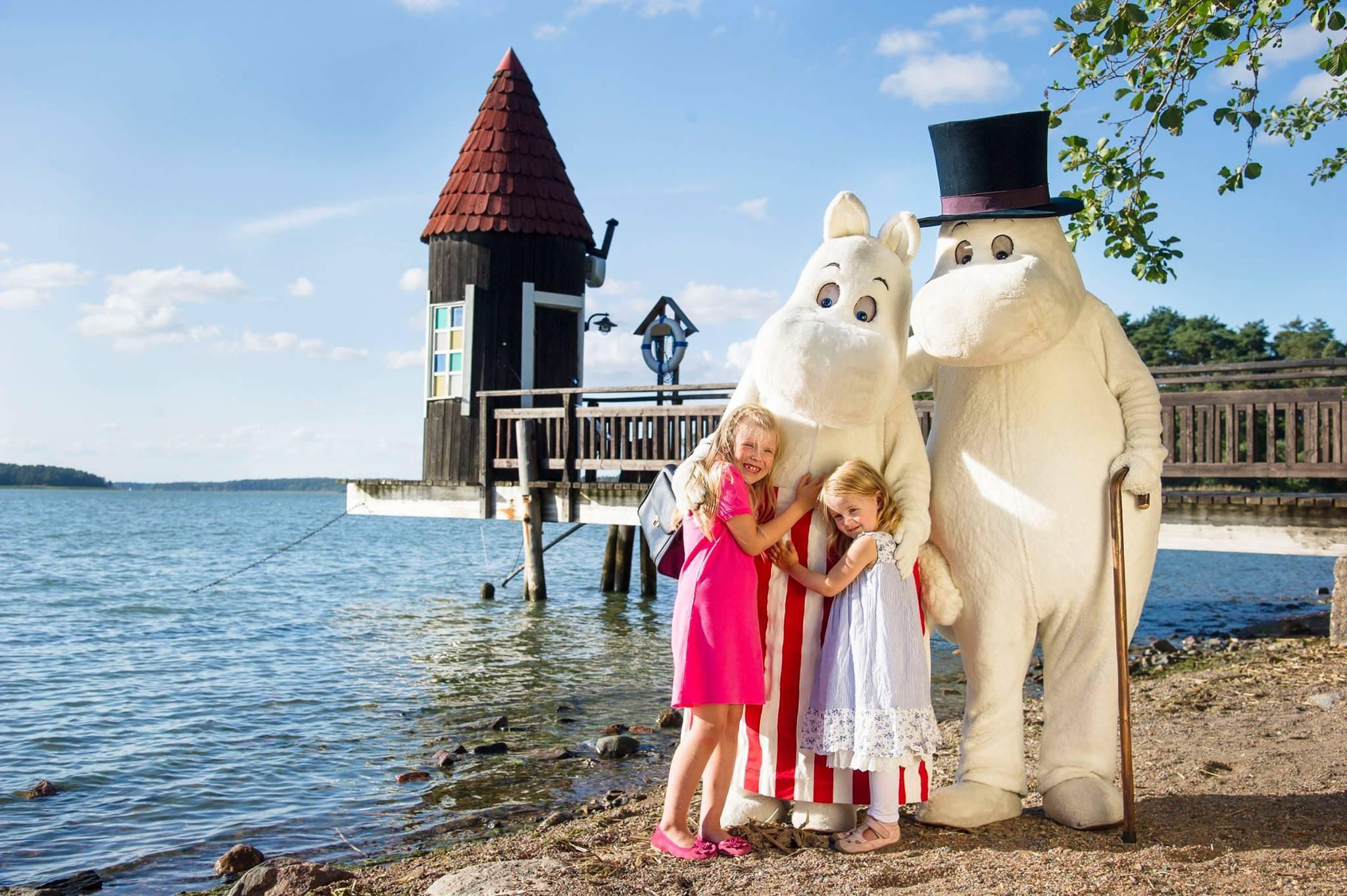Музей муми троллей в финляндии в хельсинки и тампере