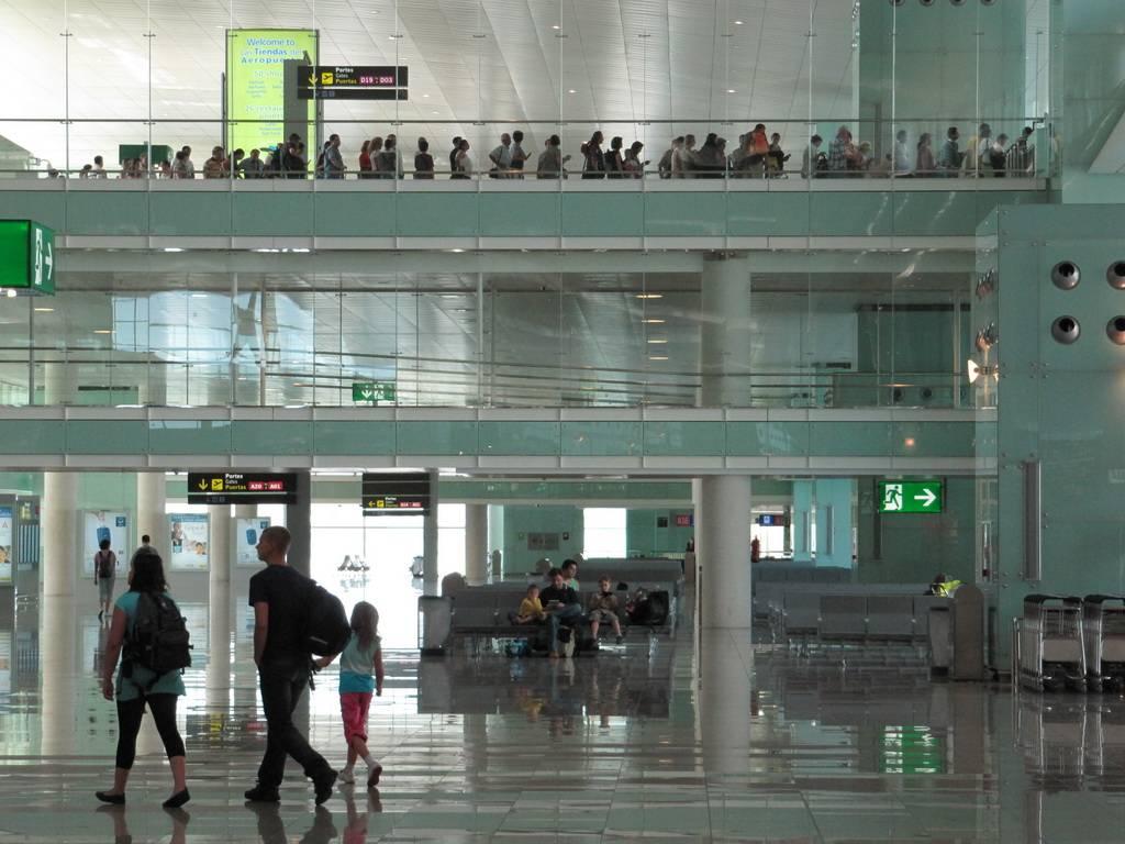 Аэропорт барселоны эль-прат – самая полная информация