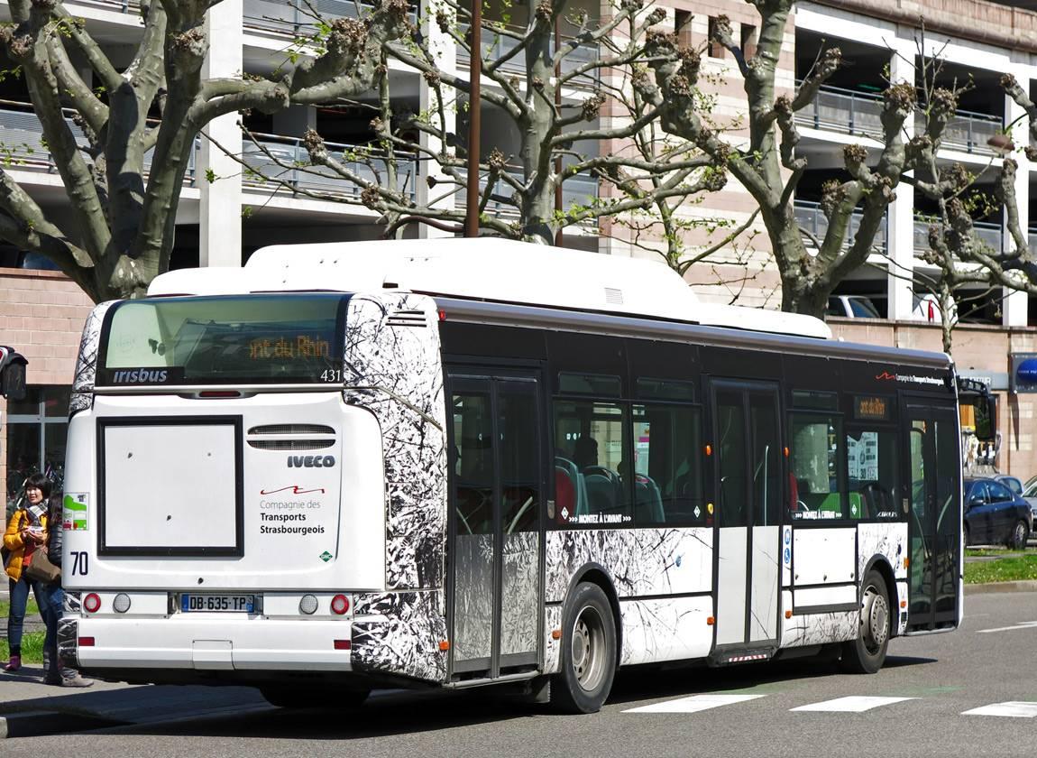 Общественный транспорт во франции в 2021 году