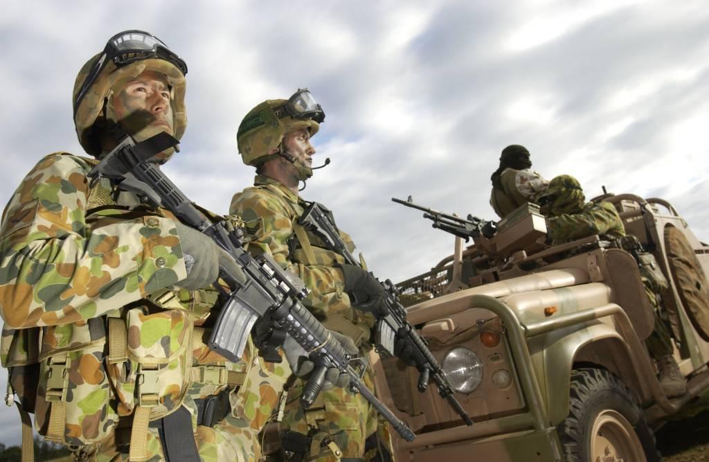 В армии сша самым слабым звеном признаны люди