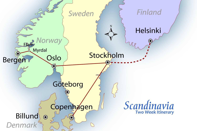 Автобусные туры в норвегию и скандинавию: фьорды туры на норвежские фьорды: автобусные туры из москвы 2020