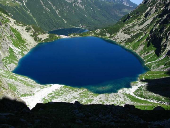 Морское око в закопане: самое красивое озеро польши - j!epiag