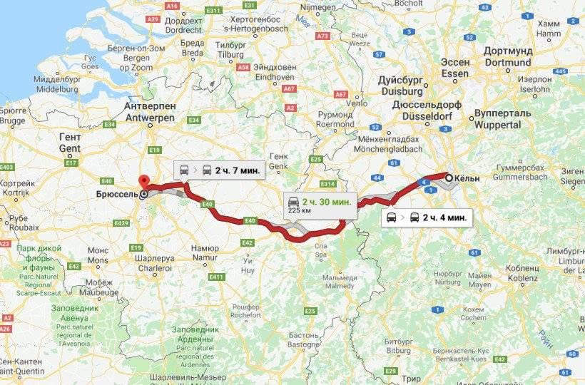 Как добраться из брюсселя в гент на поезде, автобусе, машине - belgiumtrip