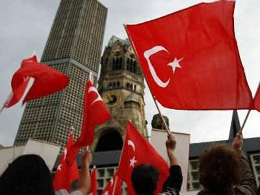 Немцы хотят ассимиляцию, а турки интеграцию