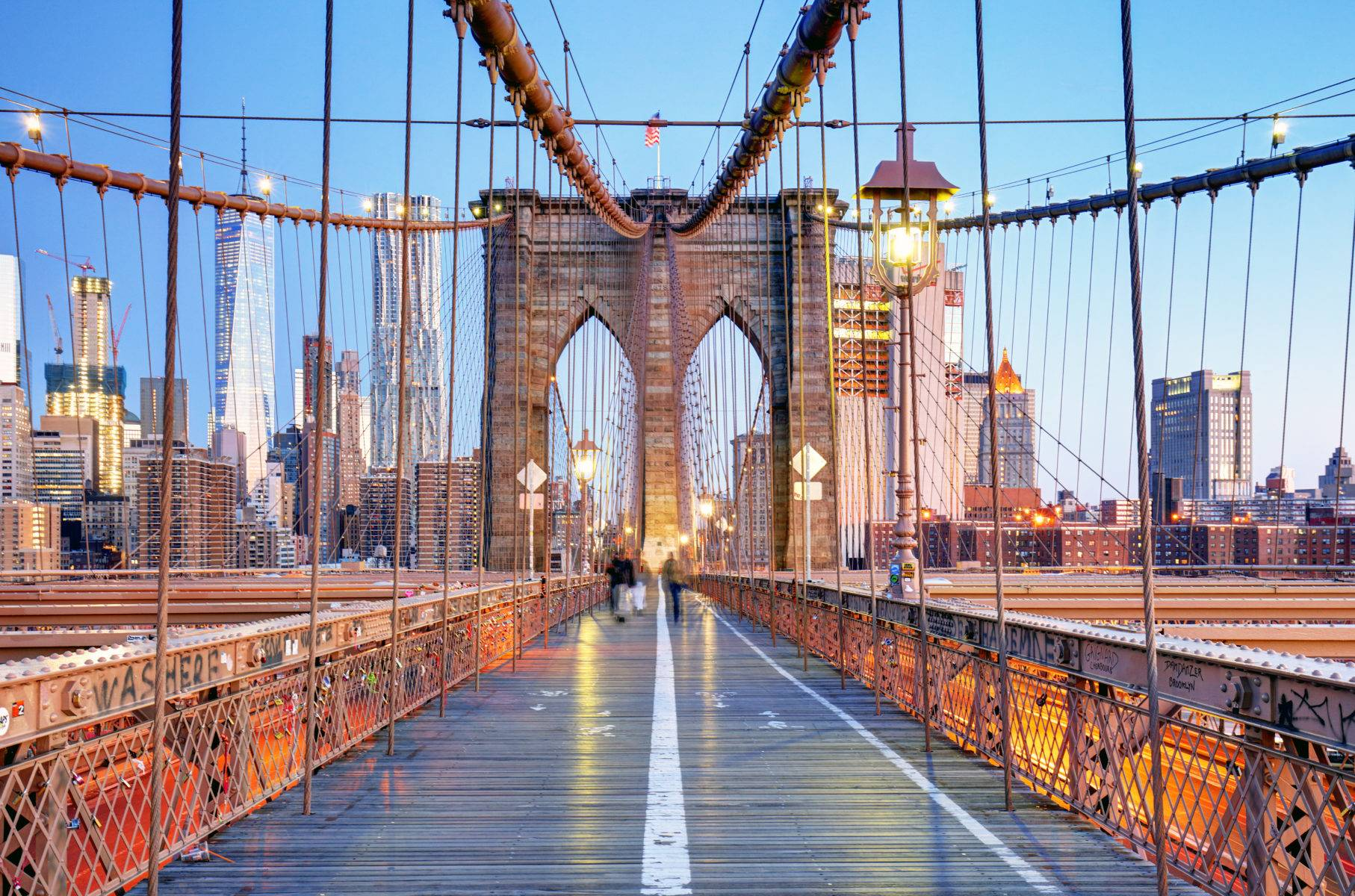 Тайна бруклинского моста. – elegant new york