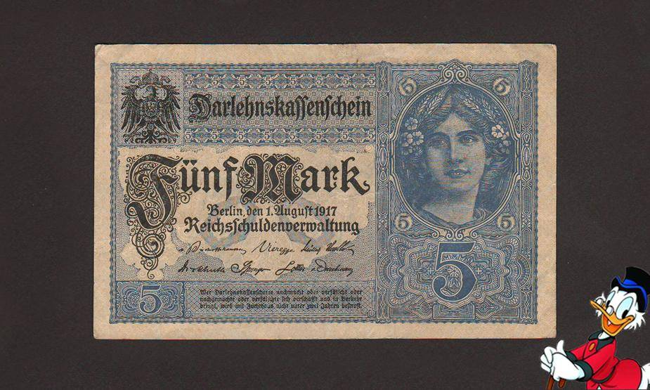 11 фактов о деньгах в германии