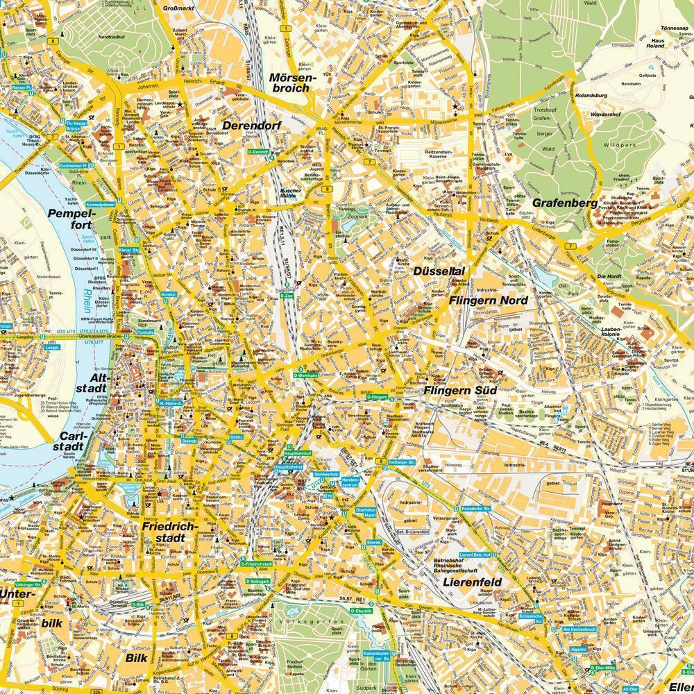 Как добраться из аэропорта дортмунд в дюссельдорф   авиакомпании и авиалинии россии и мира