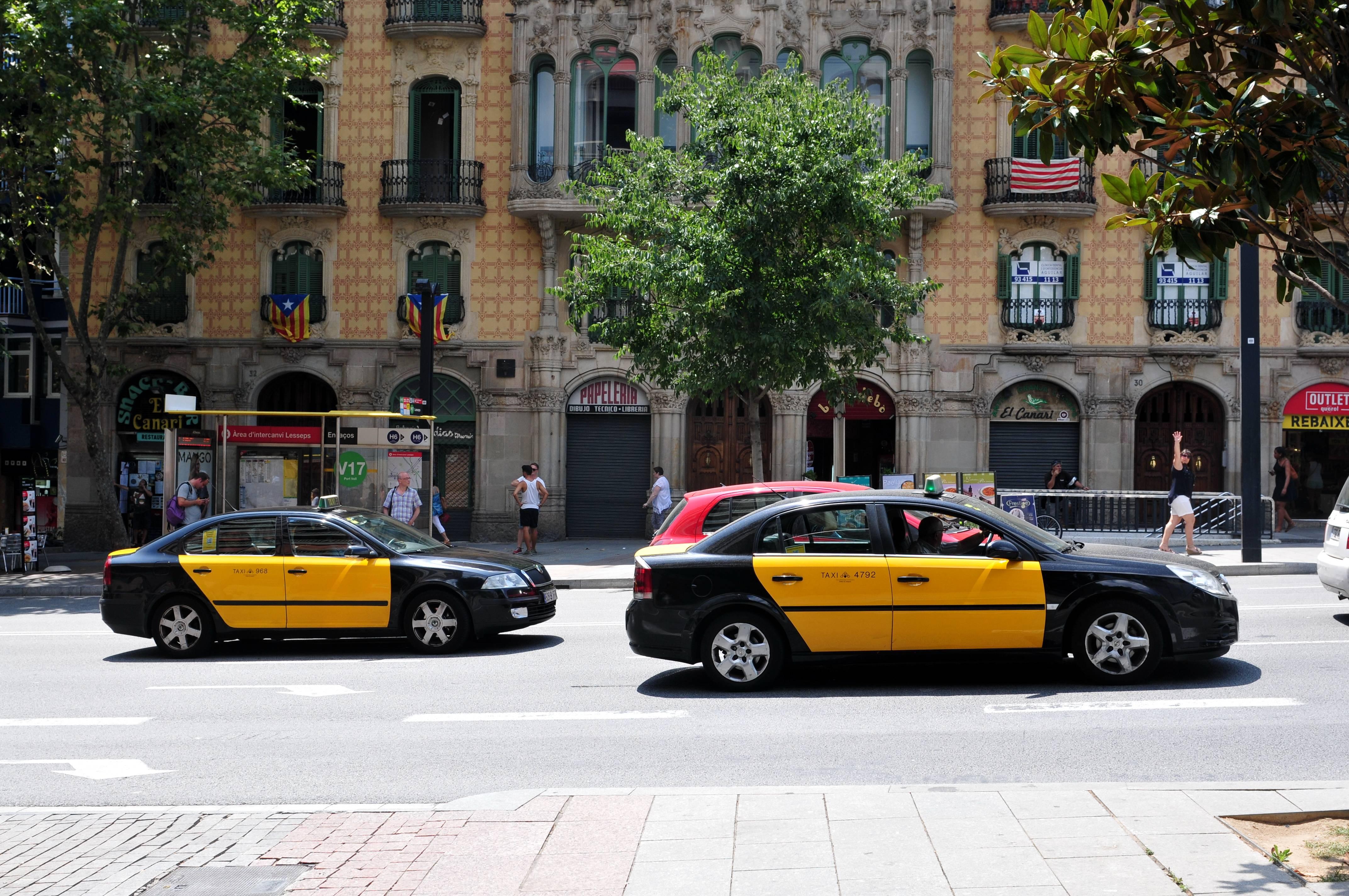 Поездка на такси в барселоне: тарифы и правила. испания по-русски - все о жизни в испании