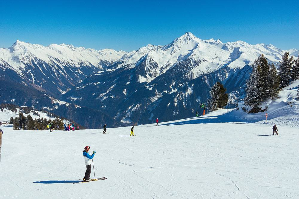Горнолыжные курорты австрии: инсбрук, ишгль