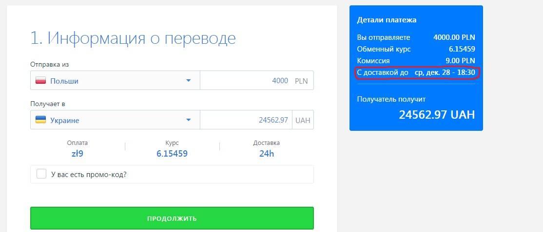 Как переслать деньги из Польши в СНГ в 2021 году