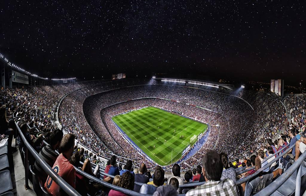 Олимпийский стадион барселоны: описание, фото