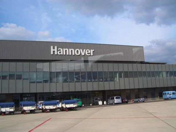 Ганновер-лангенхаген (аэропорт)