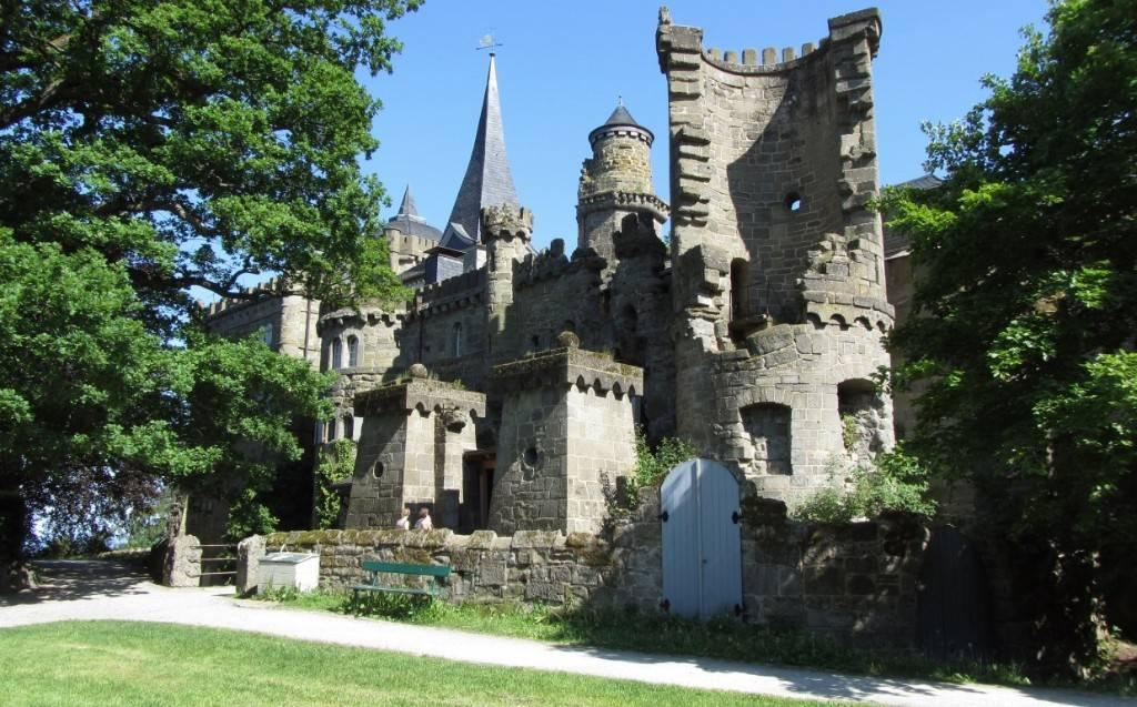 Замок левенбург: чем знаменит и как не упустить самое важное при его посещении
