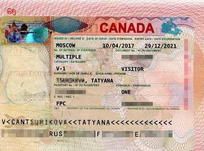 Виза в канаду в 2021 году: инструкция по оформлению | provizu