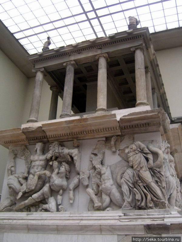 Пергамон – самый посещаемый музей германии