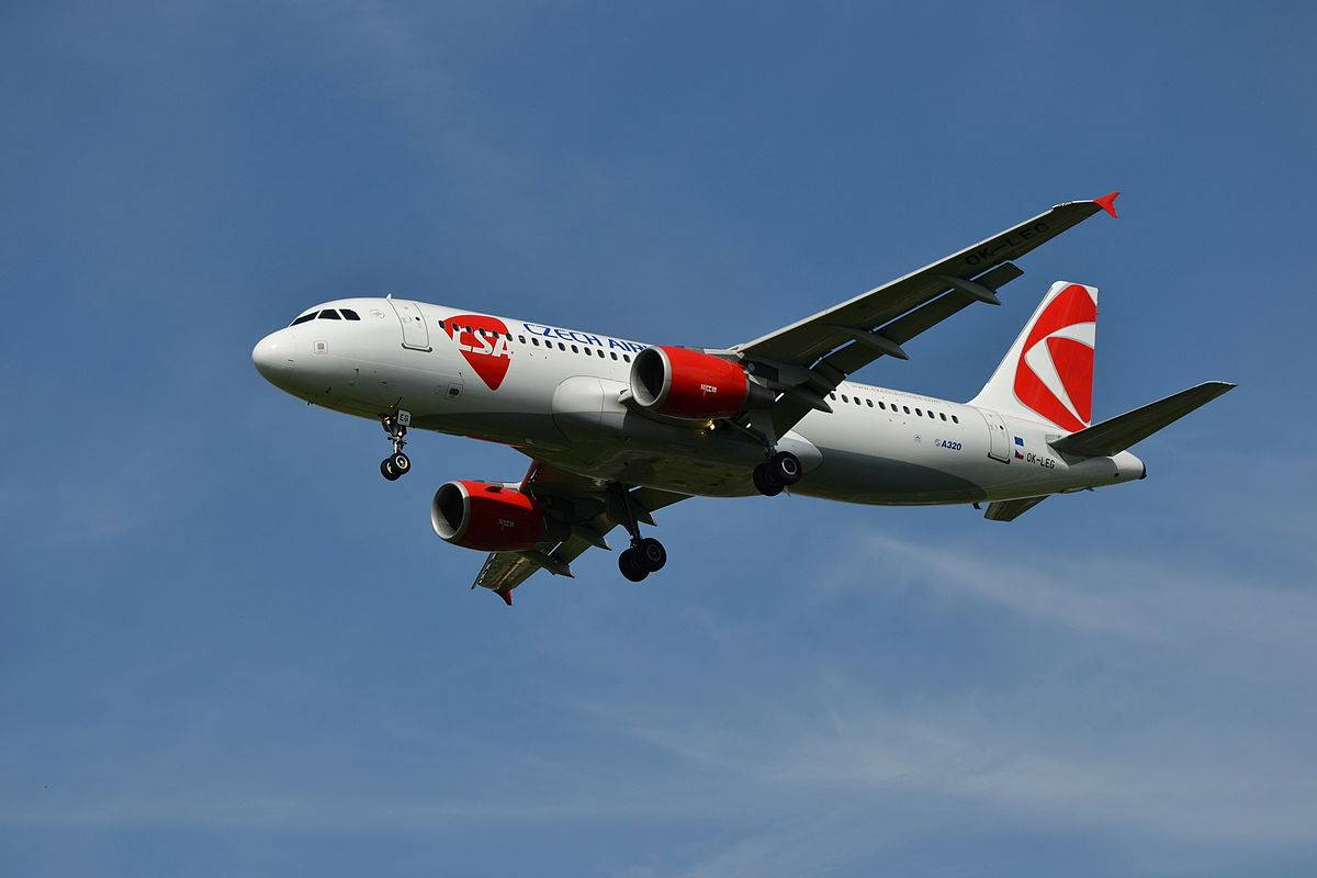 Чешские авиалинии  — авиабилеты, сайт, онлайн регистрация, багаж — czech airlines