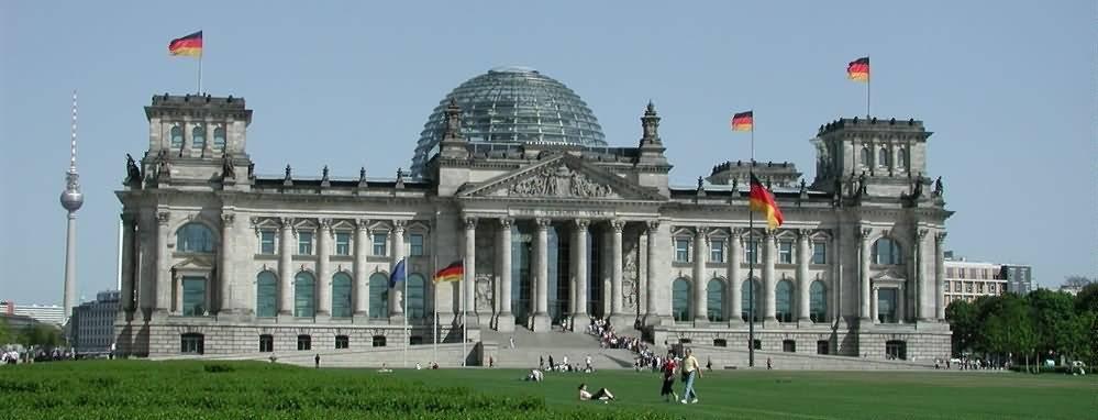 Здание рейхстага: полная история и обзор германского бундестага