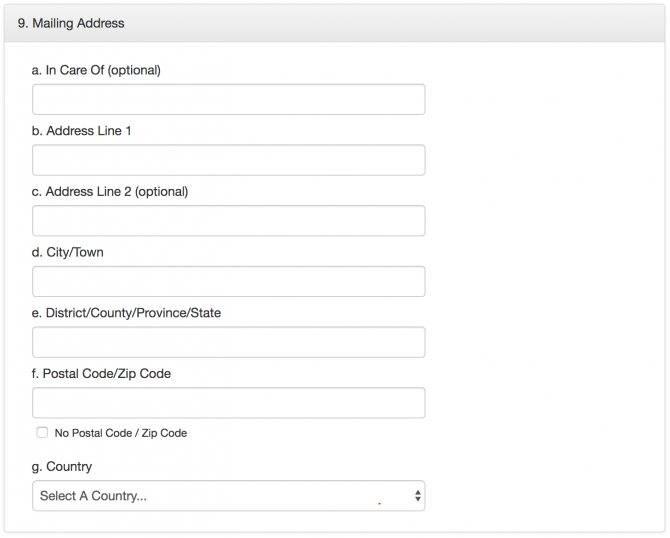 Какие документы на грин карту вам понадобятся? | greencard.nvs.by