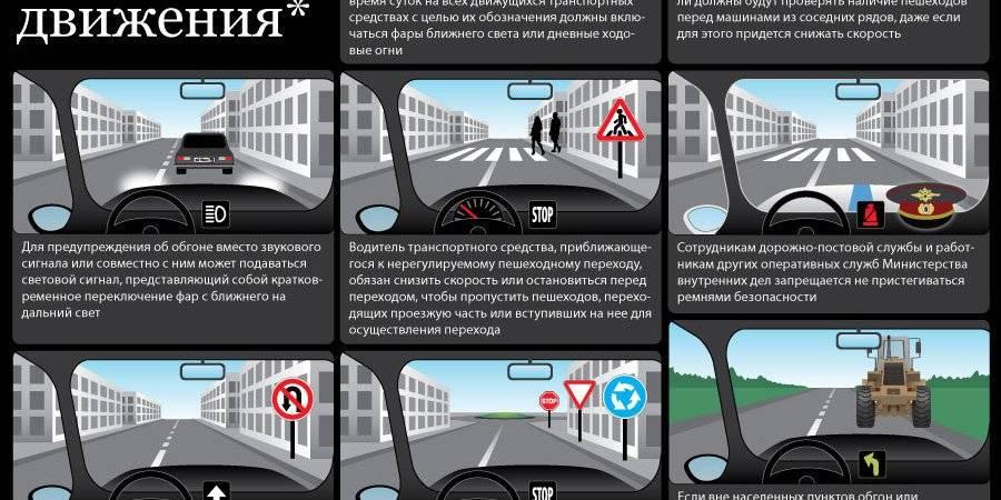 Какие изменения ждут водителей в 2021 году. основные поправки в правила дорожного движения