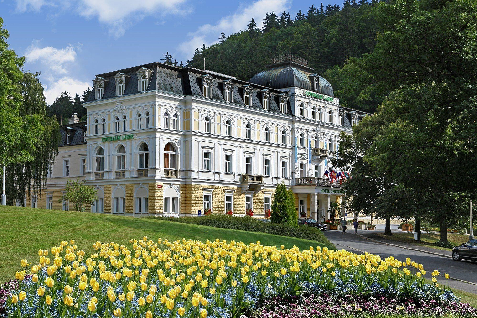 Санатории чехии: цены за лечение