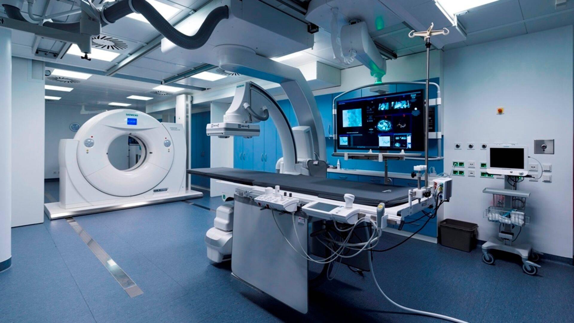 Известные клиники и медицинские центры эссена