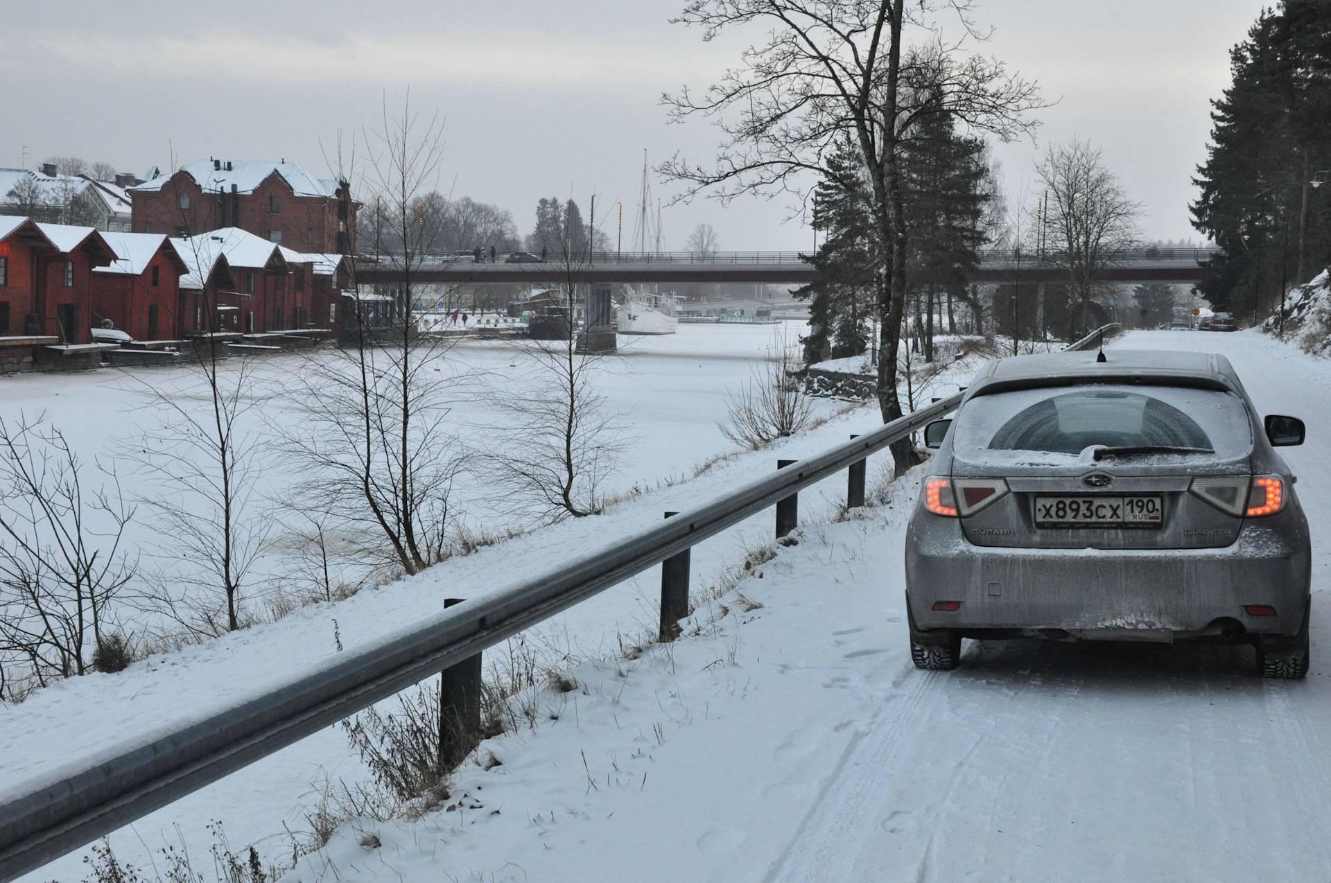 В финляндию на машине 2020 - что нужно знать?