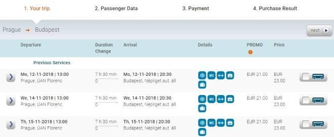 Будапешт – прага: поезд, автобус и другие способы