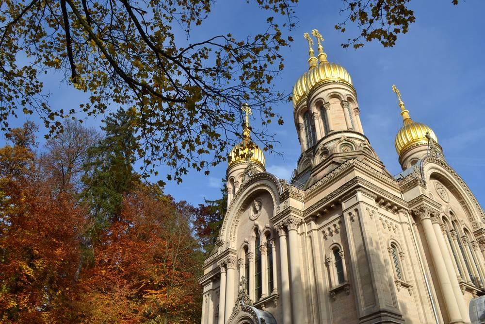 Церковь святой елизаветы (висбаден) - вики