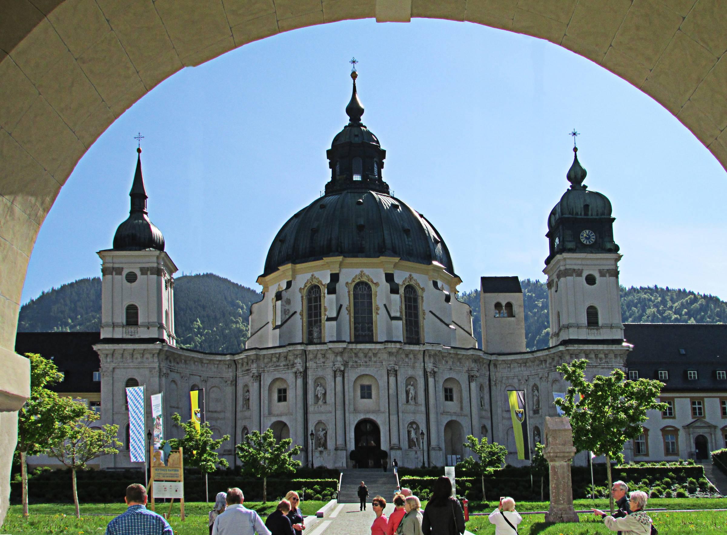 Монастырь этталь, обераммергау (германия): история, фото, как добраться, адрес на карте и время работы в 2021